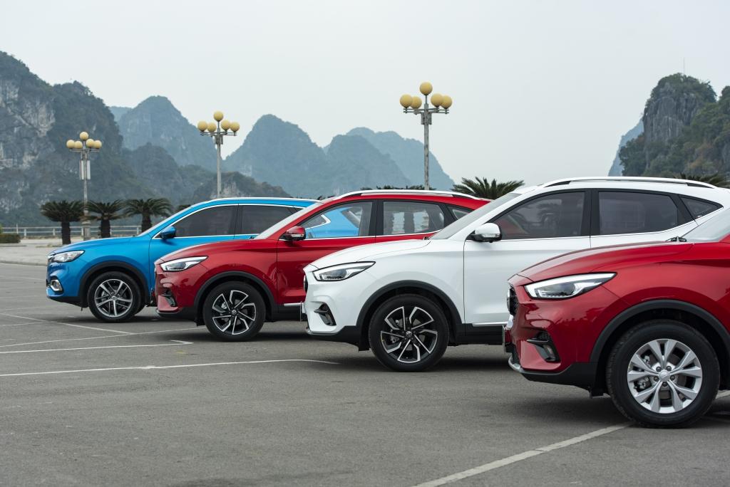 Thị trường ô tô tháng 7 tiếp tục giảm sút