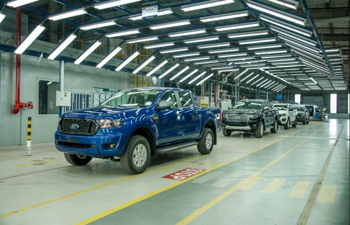 10 điều thú vị chưa biết về Ford Ranger