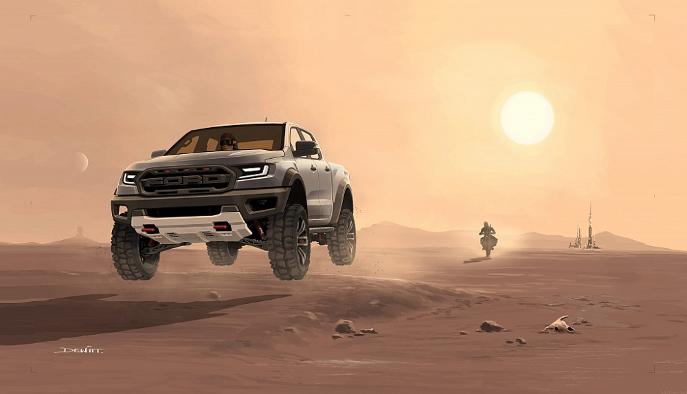 """Ford ứng dụng công nghệ máy tính để đẩy """"nhanh"""" sản xuất và thử nghiệm Ranger và Everest"""