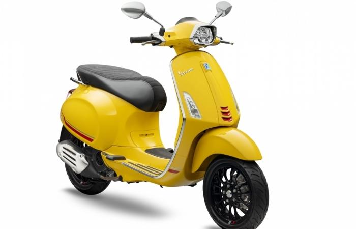 PIAGGIO Việt Nam khuyến mại lớn trong tháng 8 cho Piaggio và  Vespa