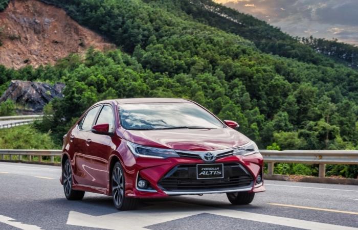 Toyota Corolla đạt cột mốc doanh số 50 triệu xe trên toàn cầu