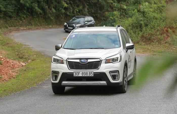 Subaru Việt Nam hỗ trợ 100% lệ phí trước bạ cho Subaru Forester