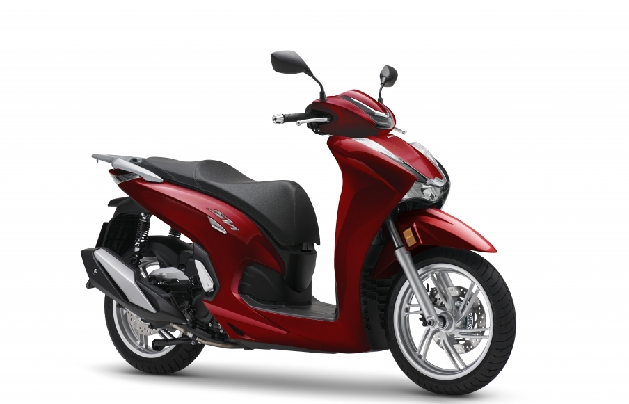 Lắp ráp tại Việt Nam Honda SH350i được chốt giá từ 146 triệu