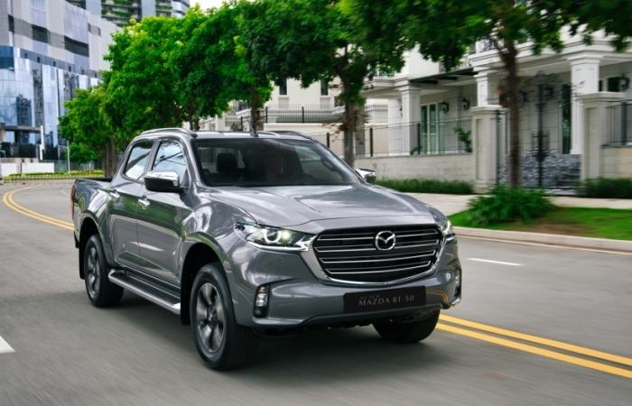 Có giá từ 659 triệu đồng AllNew Mazda BT-50 chính thức có mặt tại Việt Nam