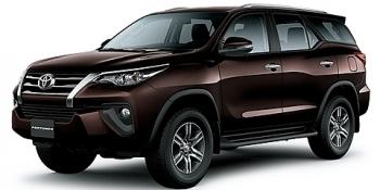 Toyota hỗ trợ 50% lệ phí trước bạ cho các mẫu xe Corolla Altis, Fortuner, Innova