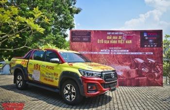 Nhiều điểm mới hấp dẫn từ Giải đua xe ô tô địa hình Việt Nam PVOIL CUP 2019