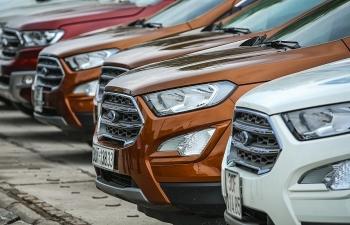 Thị trường ô tô: Nguồn cung dồi dào, nhiều mẫu mới