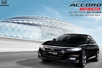 3 giá trị nổi bật của Honda Accord mới