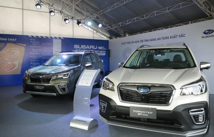 """Subaru Việt Nam ưu đãi """"khủng"""" cho Forester"""