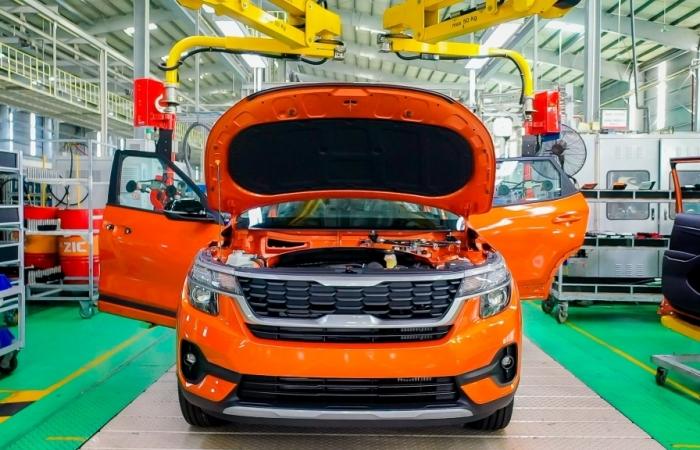 Tổng cục Thuế thúc việc thực hiện gia hạn nộp thuế tiêu thụ đặc biệt đối với ôtô sản xuất trong nước
