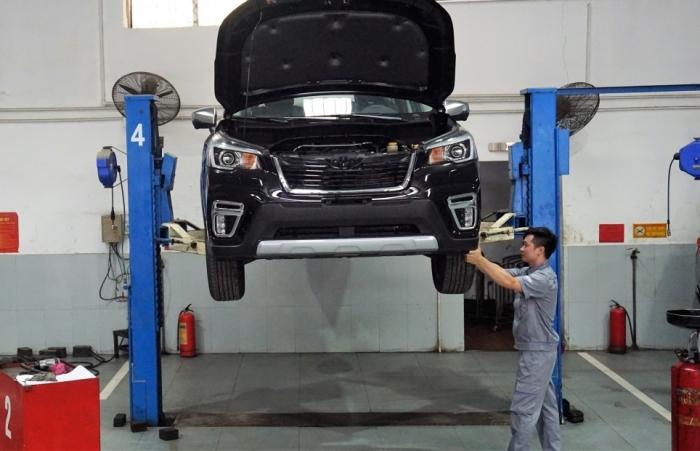 Motor Image Vietnam củng cố chính sách hậu mãi chính hãng cho Subaru Forester