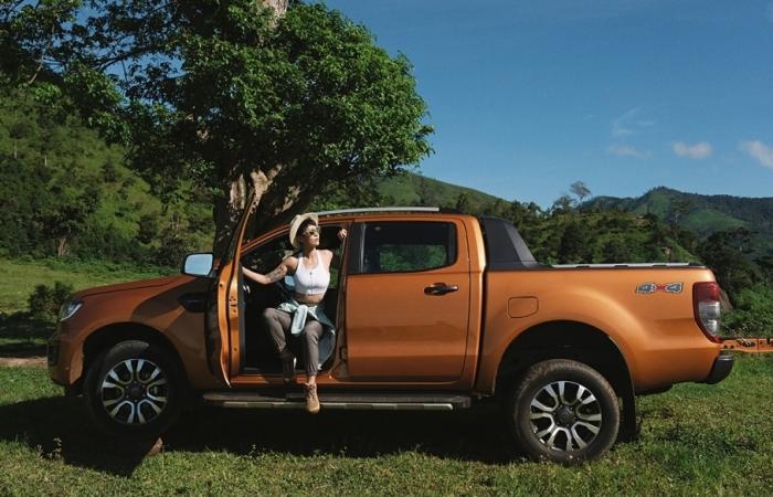 Ford Ranger và câu chuyện về những người phụ nữ hiện đại