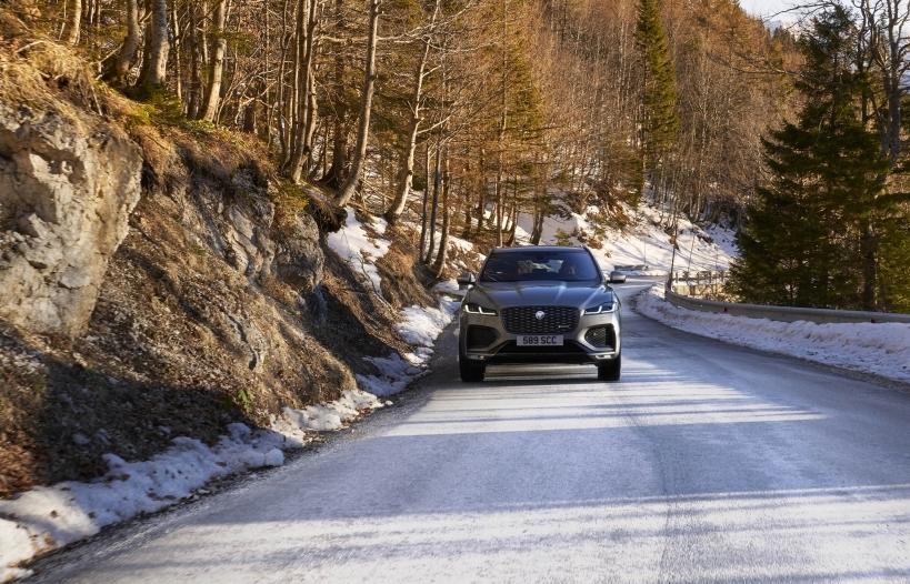 Ngắm Jaguar F-Pace phiên bản mới