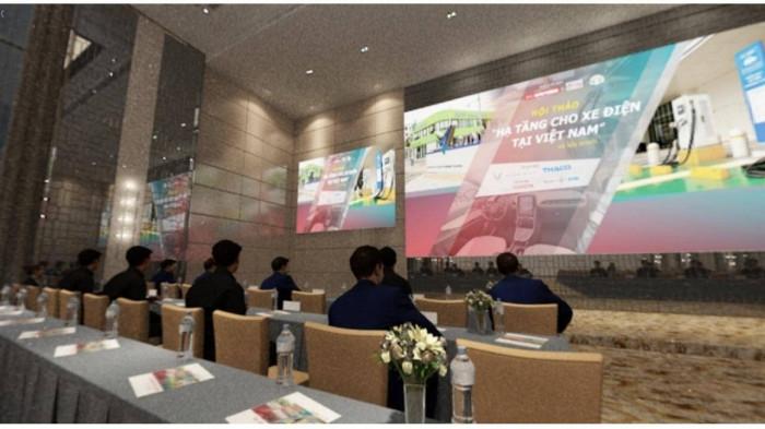 Phát triển xe điện tại Việt Nam cần nhìn dài hạn và gắn với thị trường