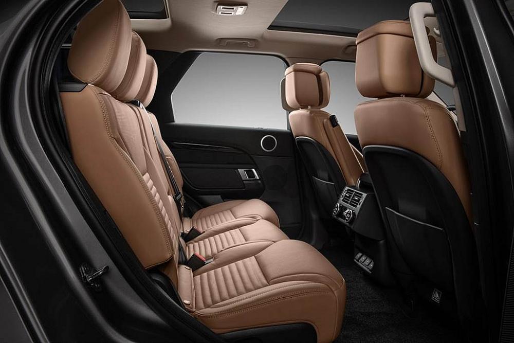 Chính thức có mặt tại Việt Nam, Land Rover Discovery 2022 có giá từ 4,54 tỷ đồng