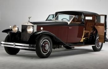 Ngắm những tác phẩm Rolls-Royce trăm tuổi vẫn được gìn giữ