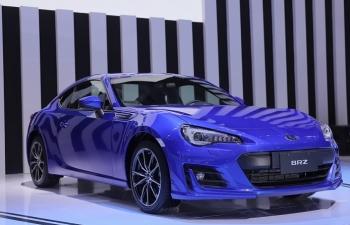 Subaru mang gì đến VMS 2019?