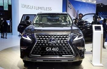 Ra mắt thị trường Việt Nam, Lexus GX 2020 có giá khởi điểm 5,69 tỉ đồng