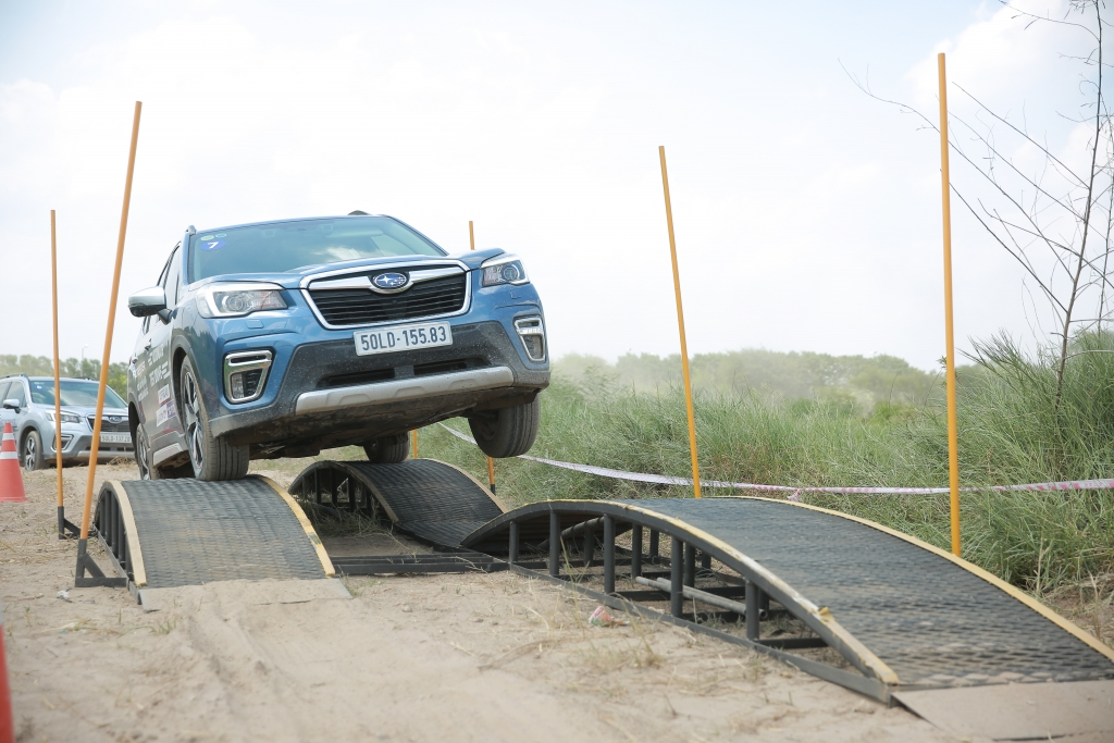 """Motor Image Việt Nam """"siêu"""" ưu đãi cho Subaru Forester"""
