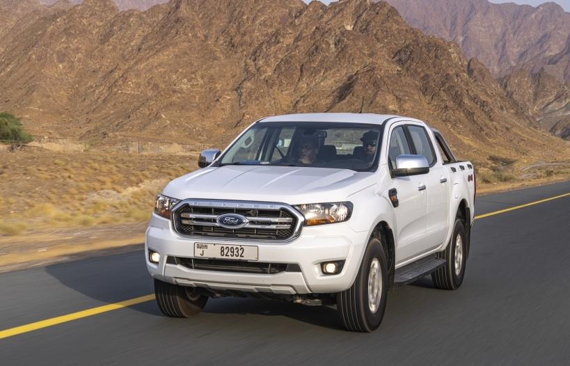 3 bài trải nghiệm nghiêm ngặt cho nội thất của Ford Ranger