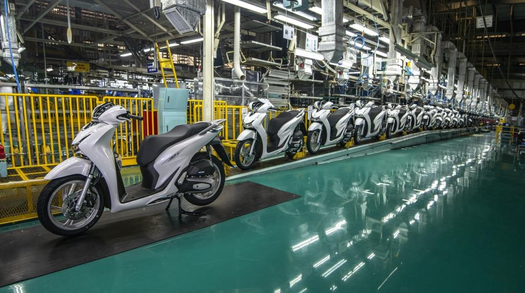 Honda Việt Nam xuất xưởng chiếc xe máy thứ 30 triệu
