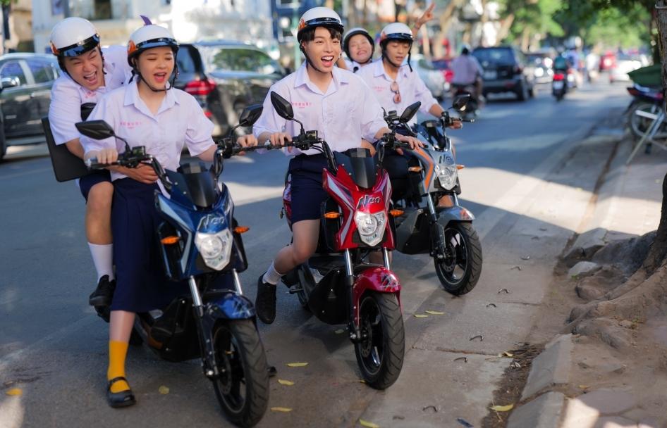 Để giảm ô nhiễm không khí: Hãy bắt đầu từ giao thông