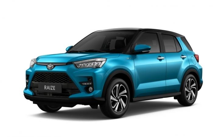 Mang Raize về Việt Nam, Toyota làm nóng phân khúc SUV đô thị cỡ nhỏ