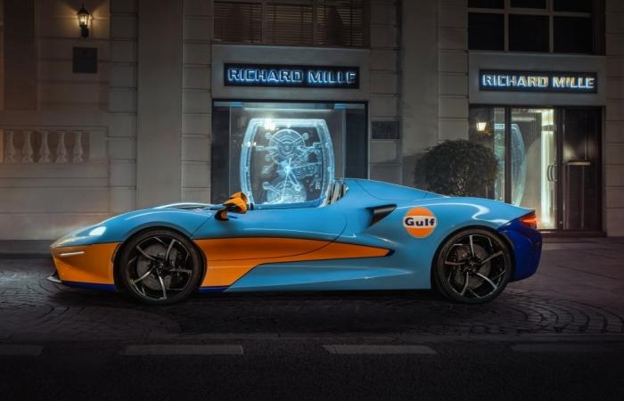 Siêu phẩm McLaren Elva đã đến Việt Nam, điểm cuối của World Tour 2021
