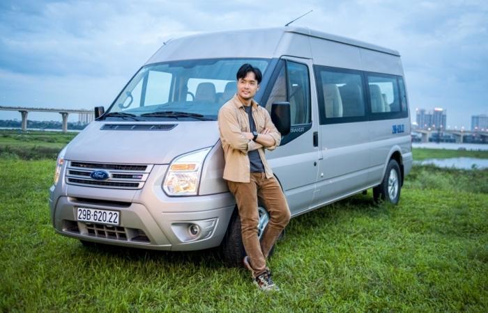 Ford Việt Nam ưu đãi đặc biệt cho khách hàng vay mua xe Ford Transit Luxury