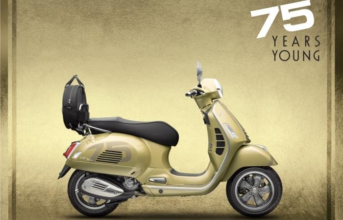 Kỷ niệm 75 năm thương hiệu Vespa, Piaggio Việt Nam tung phiên bản đặc biệt