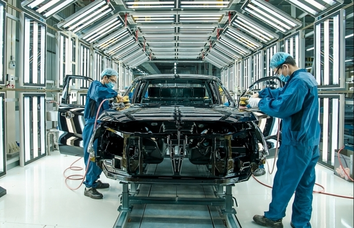 Bộ Tài chính đề xuất giảm 50% mức thu lệ phí trước bạ đối với ô tô sản xuất, lắp ráp trong nước
