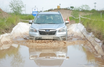 Subaru Việt Nam tặng 2 năm bảo dưỡng cho khách hàng mua xe