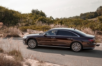 Audi Việt Nam giới thiệu A8L 2019 tại Việt Nam