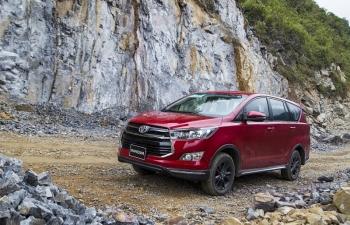 Hàng loạt ưu đãi, khuyến mại dành cho khách mua xe Toyota