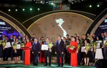 AkzoNobel tiếp tục được vinh danh 100 doanh nghiệp bền vững tại Việt Nam