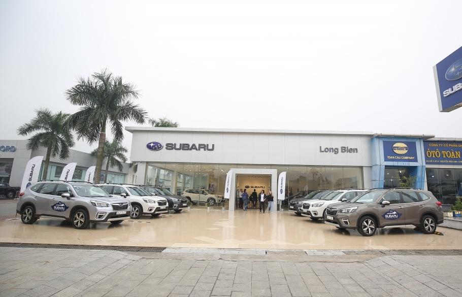 Sau ưu đãi, Subaru Forester chỉ còn 899 triệu đồng