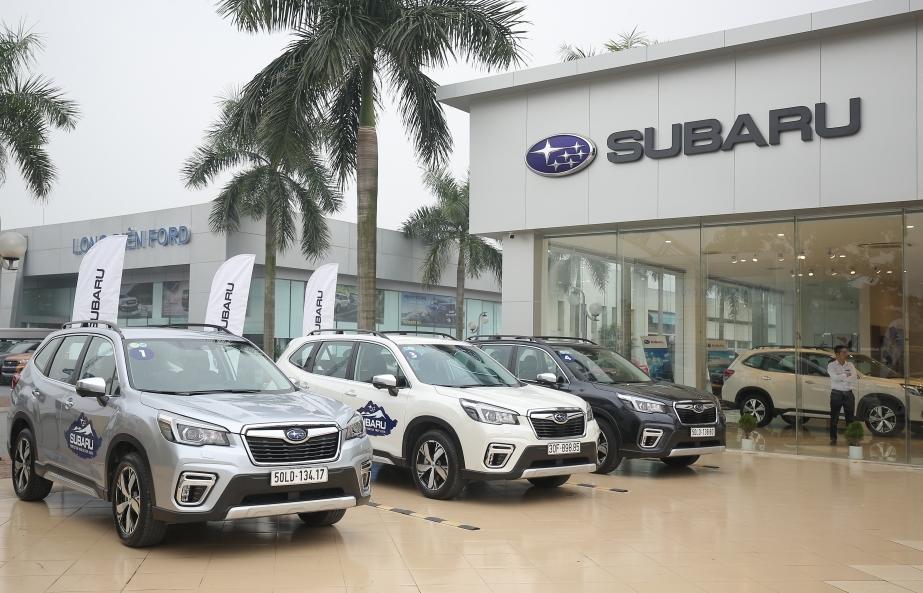 Subaru khởi động chuỗi chương trình Lễ Hội Kansha 2020