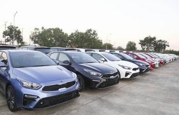 Thaco xuất khẩu 120 xe Kia Cerato sang Myanmar