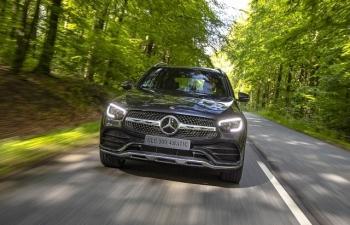 Mercedes-Benz GLC nâng cấp có giá 2,56 tỷ đồng