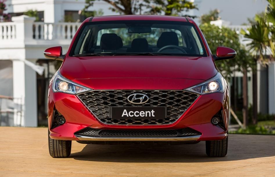 Chốt giá từ 426,1 triệu, Hyundai Accent 2021 chính thức ra mắt tại Việt Nam
