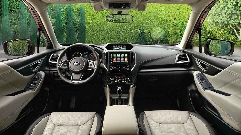 Ưu đãi tháng 12 dành cho khách hàng mua xe Subaru Forester