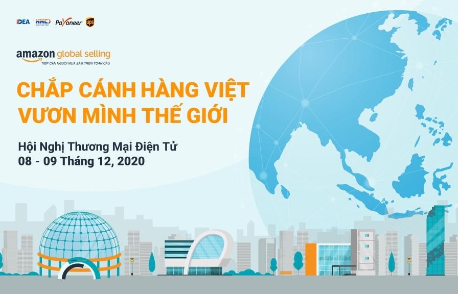 Amazon Global Selling thúc đẩy bán hàng Việt Nam trên nền tảng trực tuyến