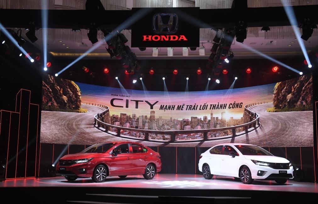 Từ 529 triệu đồng, Honda City 2021 được đánh giá cao từ hình thức, trang bị đến giá