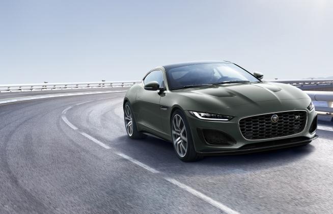 Phiên bản giới hạn Sherwood Green Jaguar F-TYPE có gì đặc biệt