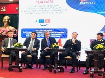Hải quan TPHCM đồng hành cùng doanh nghiệp châu Âu triển khai Hiệp định EVFTA