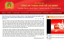cong an tphcm khoi to bat giam pham chi dung