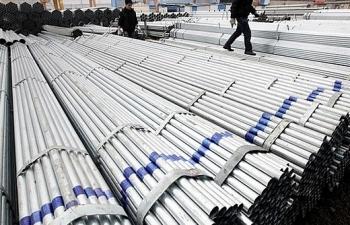 Hơn 42.700 tấn thép được miễn áp dụng tự vệ trong 2019