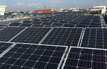 Bộ Công Thương chấp nhận tiếp tục mua điện mặt trời áp mái