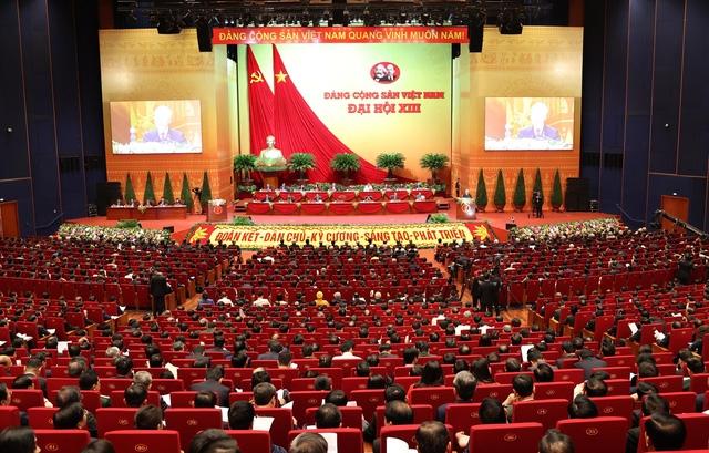 Đại hội XIII của Đảng sẽ bế mạc diễn ra từ ngày