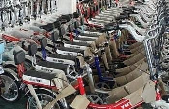 Tăng giám sát cấp chứng nhận xuất xứ cho xe đạp điện xuất sang EU